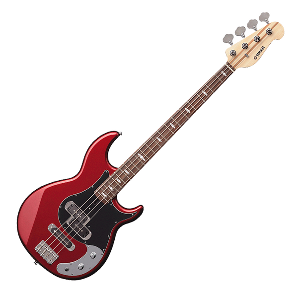 yamaha bb424x electric bass red metallic riff city guitar outlet. Black Bedroom Furniture Sets. Home Design Ideas