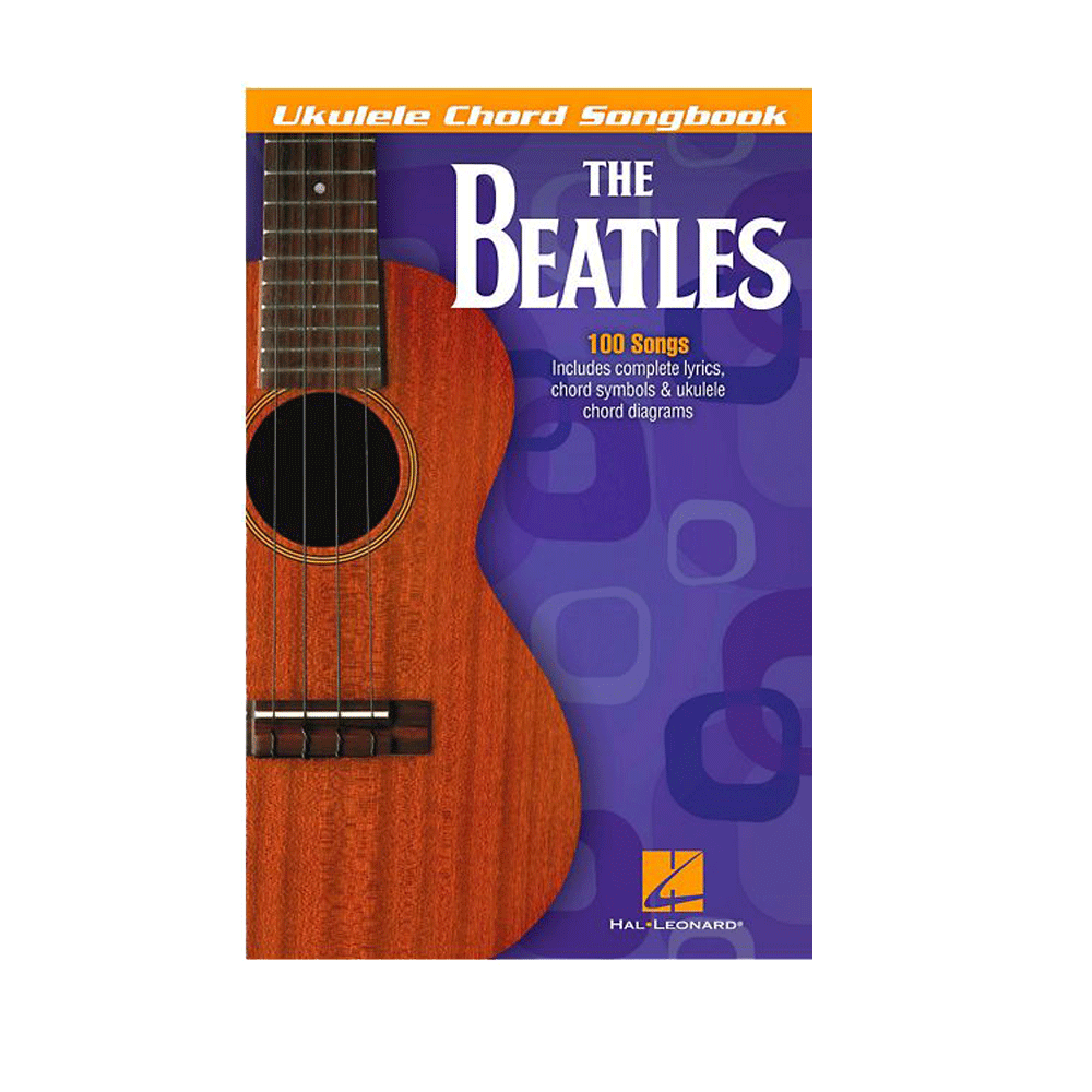 The Beatles Ukulele Chord Songbook Riff City Guitar Outlet