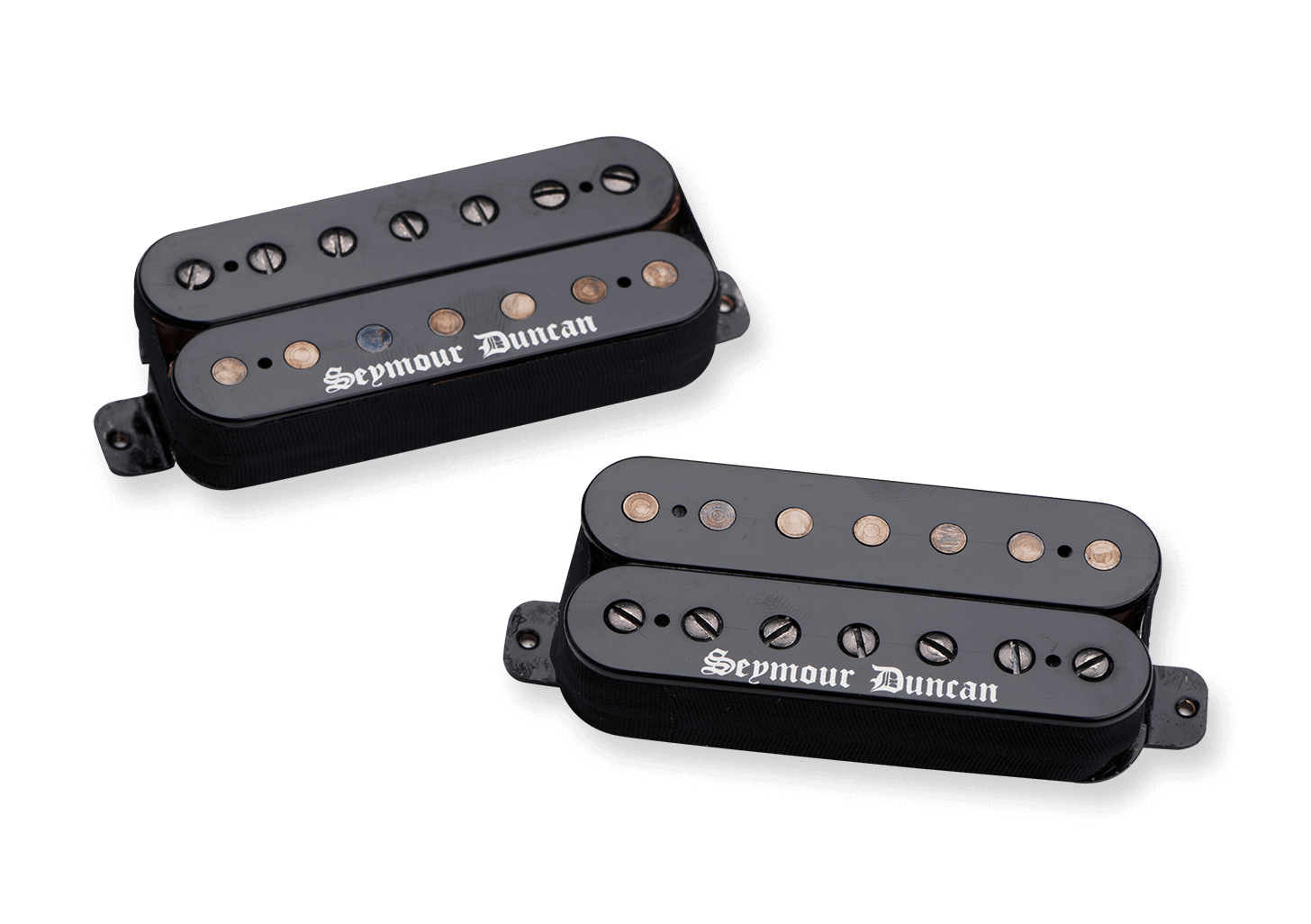 Modern seymour duncan guitar pickups ideas best images for wiring seymour duncan black winter 7 string pickup set riff city guitar cheapraybanclubmaster Image collections