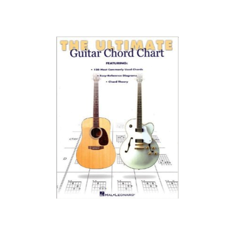 The Ultimate Guitar Chord Chart Riff City Guitar Outlet