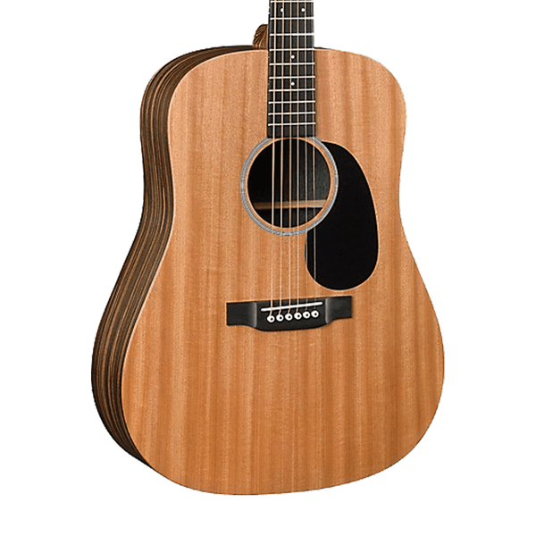 martin dx2ae macassar x series acoustic electric guitar riff city guitar outlet. Black Bedroom Furniture Sets. Home Design Ideas