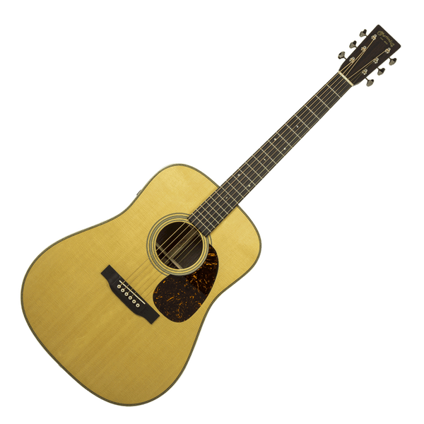 martin hd 28e retro series acoustic electric guitar with case riff city guitar outlet. Black Bedroom Furniture Sets. Home Design Ideas