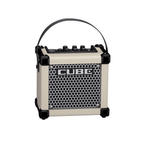 Roland Micro Cube GX Guitar Amplifier - White