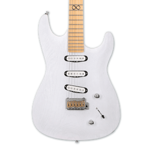Chapman ML1 Pro Traditional - White Dove with Case