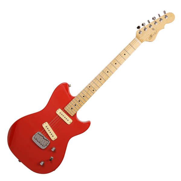 g l usa sc 2 electric guitar fullerton red with case riff city guitar outlet. Black Bedroom Furniture Sets. Home Design Ideas