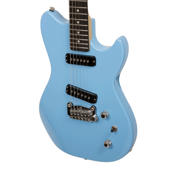 g l usa sc 2 electric guitar himalayan blue with case riff city guitar outlet. Black Bedroom Furniture Sets. Home Design Ideas