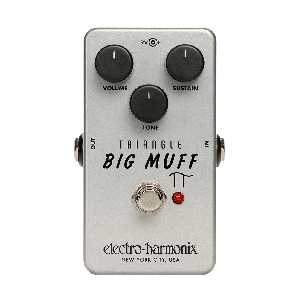 Image result for ehx triangle big muff
