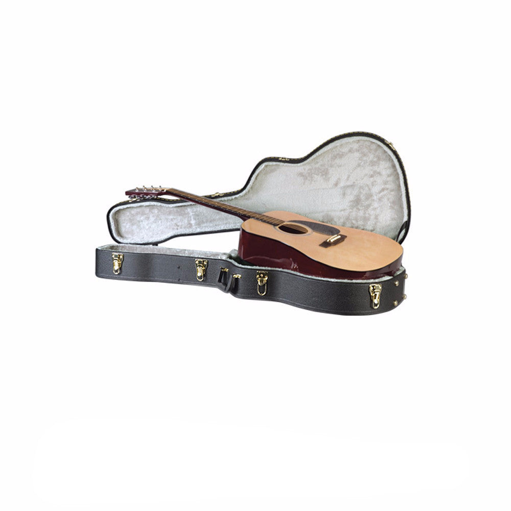 ee19e85747 Guardian Archtop Dreadnought Guitar Case - Riff City Guitar Outlet