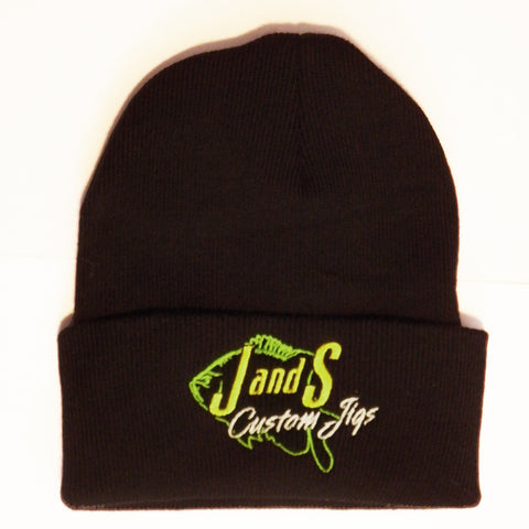 J AND S CUSTOM JIGS STOCKING HAT