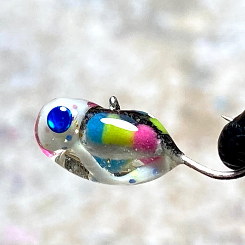TUNGSTEN GLASS FRY MOLDY BREAD BLUE EYE (LIMIT OF 2 TOTAL)