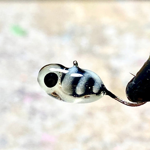 TUNGSTEN GLASS FRY ZOMBIE (LIMIT OF 3 TOTAL)