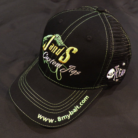 J AND S CUSTOM JIGS TRUCKER HAT