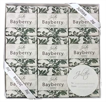 French Milled Botanical Soap Sampler Set (Bayberry)