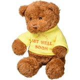 Gund T-Shirt Bear Get Well Soon Plush, 12""
