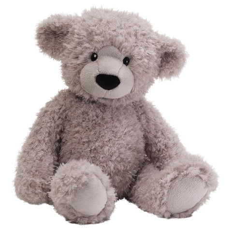"Gund Dijon Grey Bear 17"" Plush"