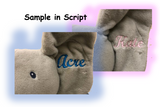 GUND Personalized Flappy - Perfect New Baby Gift