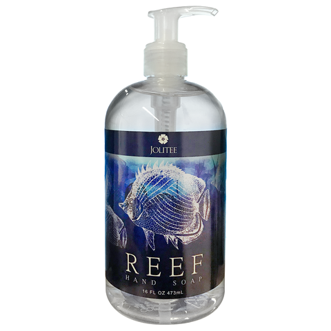 Reef Luxury Shea and Cocoa Butter with Sea Kelp Extract (Hand Soap)