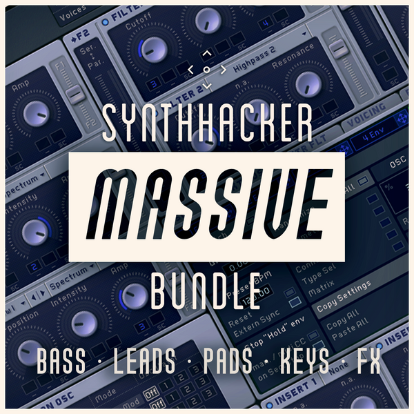 SynthHacker Massive Bundle