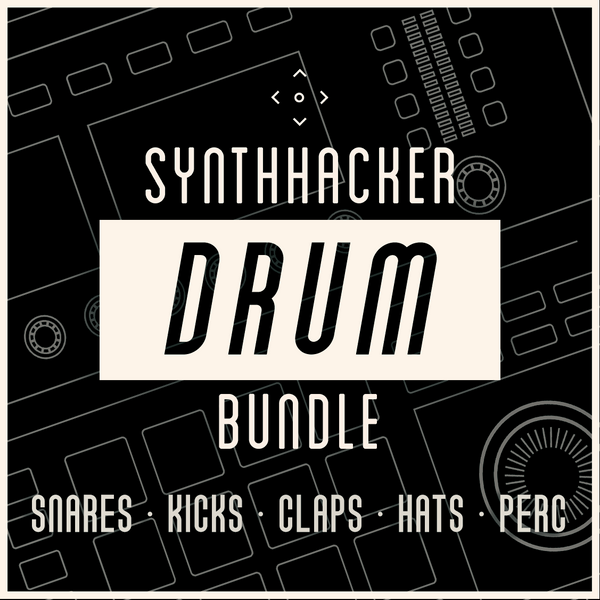 SynthHacker Drum Bundle