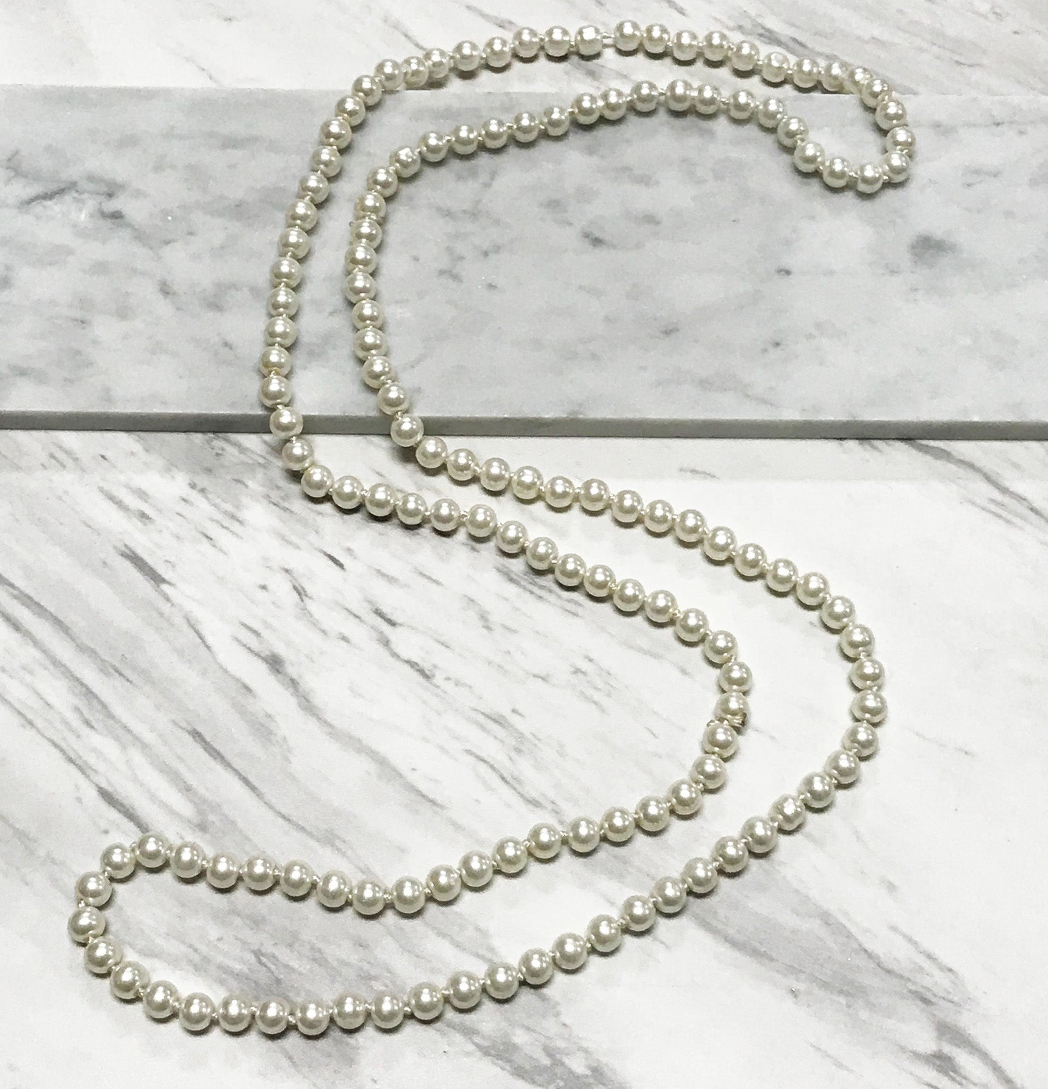 Barbara Pearl Necklace