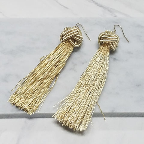 Avani Tassel Earrings