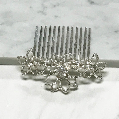 Kiley Flower Comb