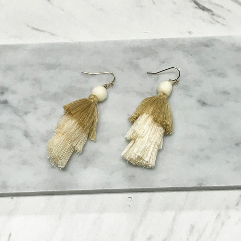 Ursula Tassel Earrings