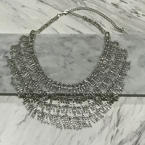 Anaya Bib Necklace