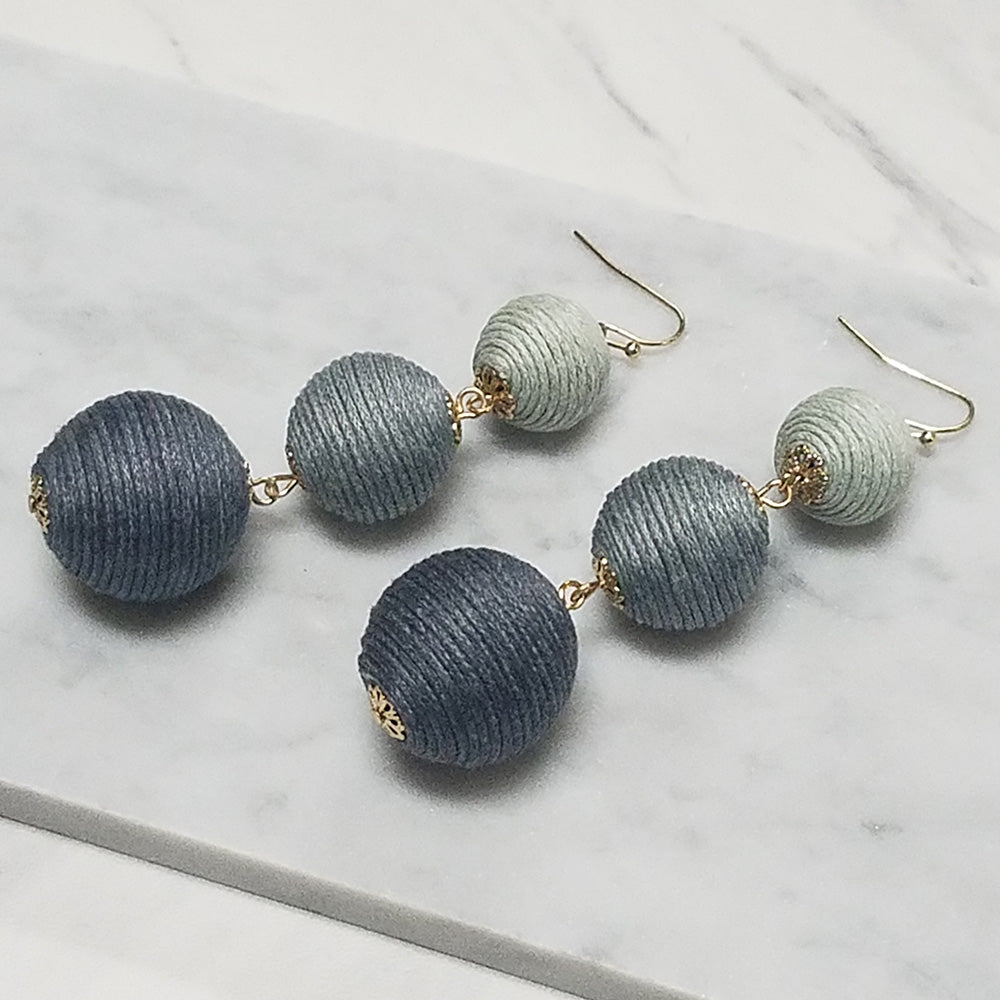 Charlotte Ball Earrings