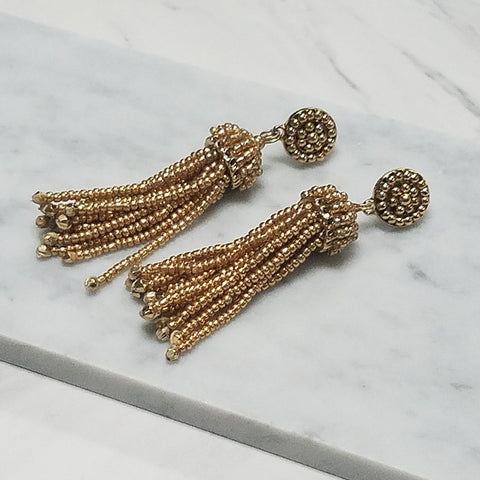 Lavinia Tassel Earrings