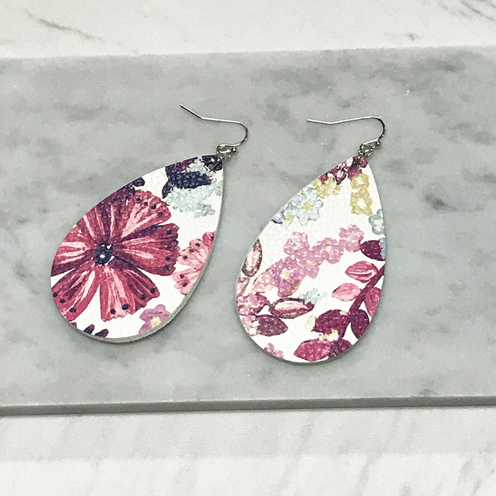 Corinna Floral Earrings