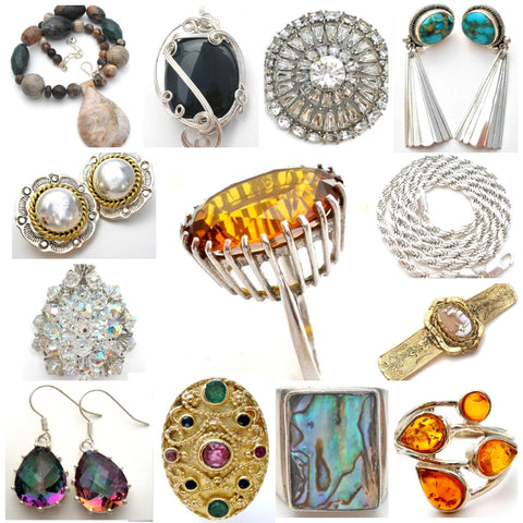 Fall jewelry sale 25% off vintage and antique jewellery