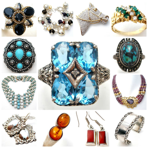 vintage and antique jewelry sale