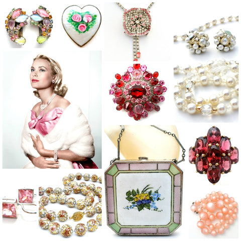 Vintage and antique jewellery at The Jewelry Lady's Store