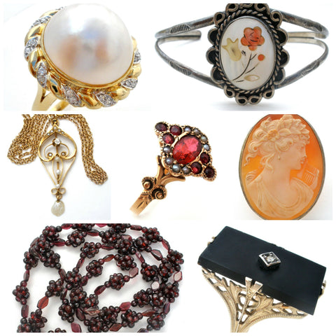 vintage and antique jewelry sale black friday