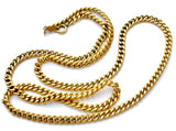 12K Gold Filled Chain Necklace by Elka - The Jewelry Lady's Store