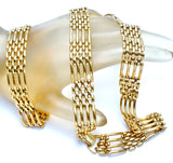 Napier Panther Link Jewelry Set - The Jewelry Lady's Store