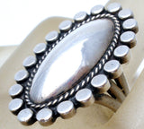 Sterling Silver Knuckle Ring Size 5.5 - The Jewelry Lady's Store