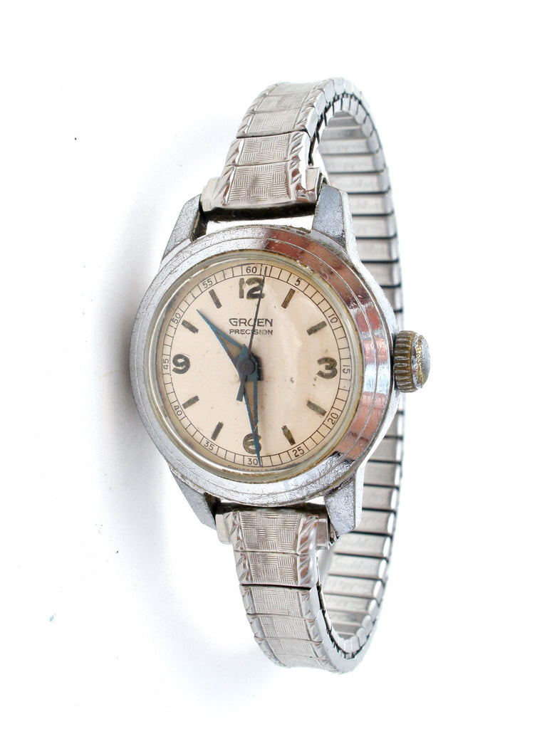 Vintage Gruen Lady's Watch - The Jewelry Lady's Store