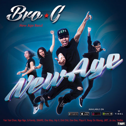 New Age by Bro G (Album)