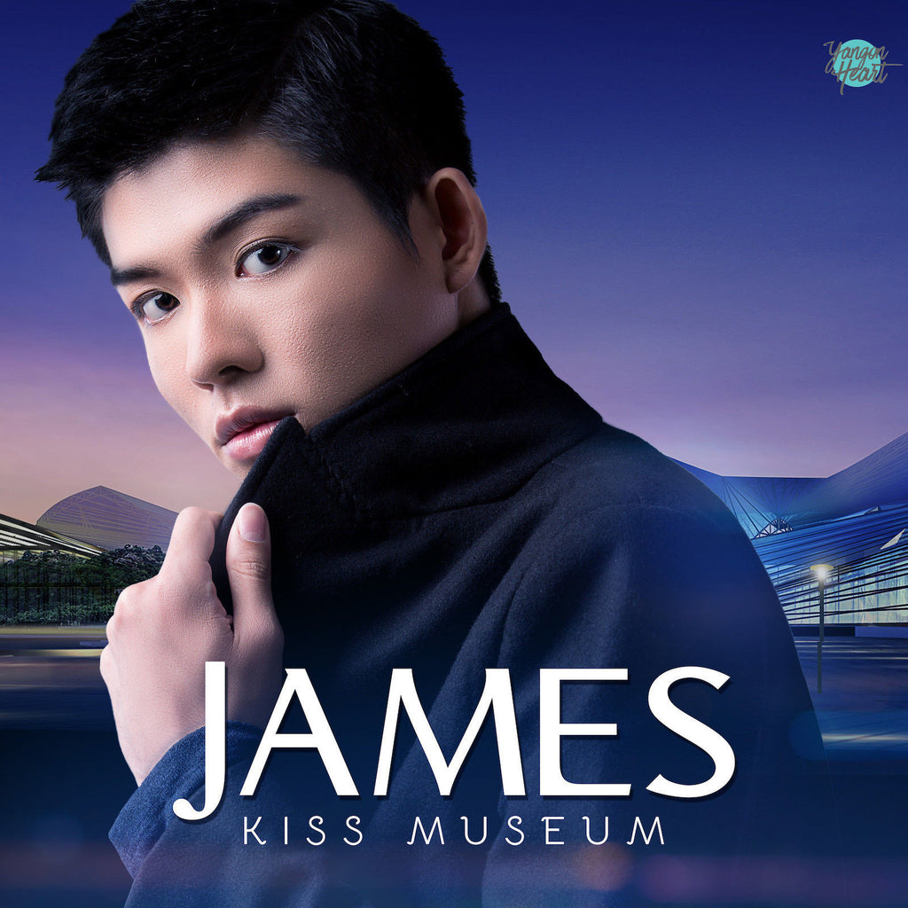 Kiss Museum by James (Album)