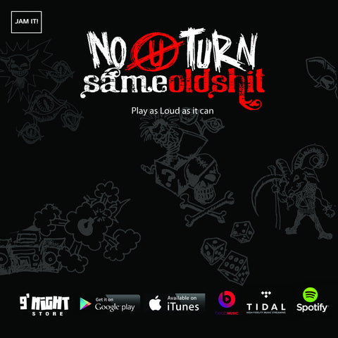 City Life by No U Turn (feat. R Zar Ni, J Me, Adino & Ye Zaw Myo) (Song)