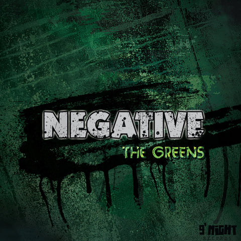 The Greens by Negative (Album)