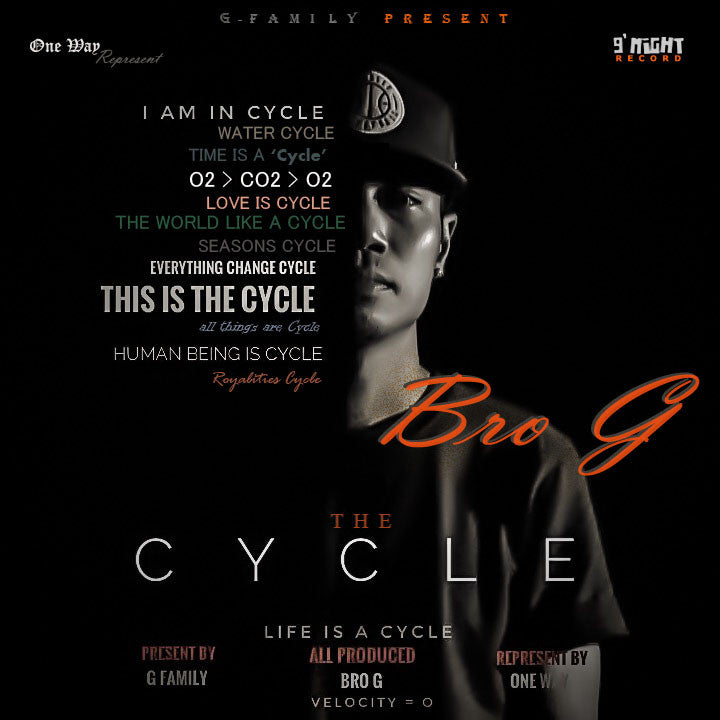 The Cycle by Bro G (Single)