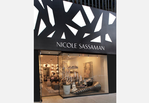 Our new NICOLE SASSAMAN flagship showroom is open!