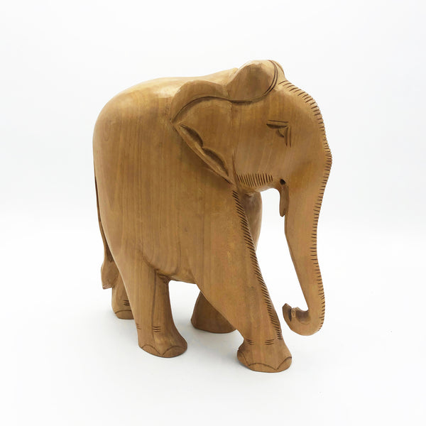 Solid Wood elephant