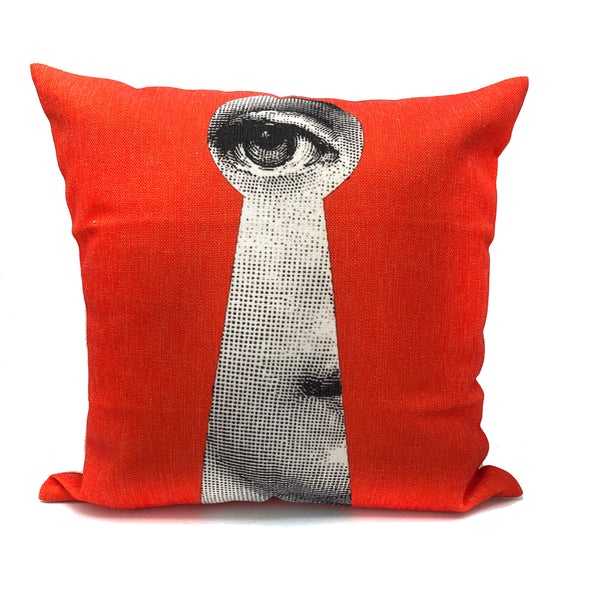 Inspired pillows with woman's features (COVERS ONLY)