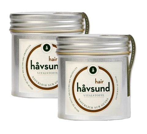 Havsund hair 60-Day