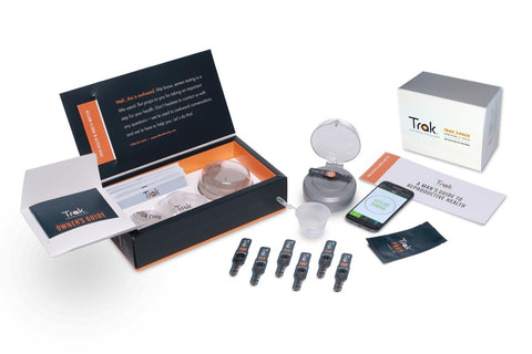 Trak Six-Month Fertility Pack