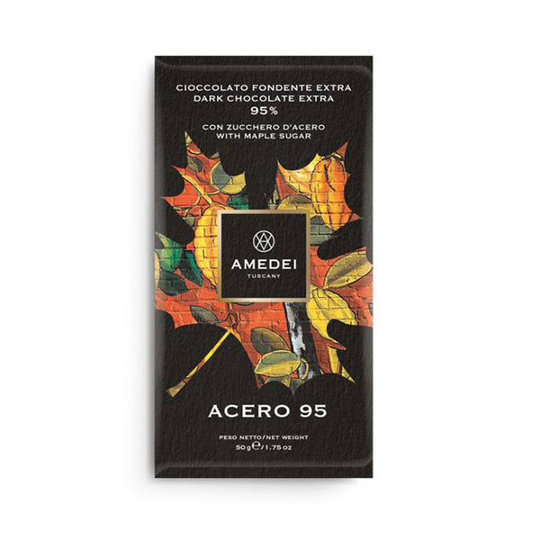 Amedei Acero (Maple) Bar 95% (exp 09/30/20)